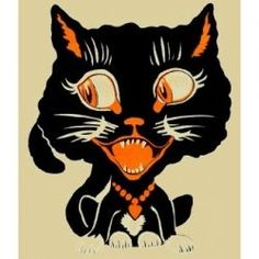2157 best Halloween-Vintage and Fun Images images on Pinterest