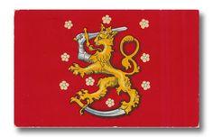 Leijonalippu oli Suomen valtiolippuna joulukuulta 1917 toukokuulle 1918…