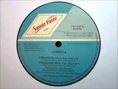 """Armenta - """" I Wanna Be With You """"(Part 2, 3) (1983)"""