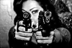 Resultado de imagem para gangsta girl