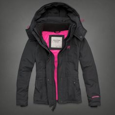 Womens A All-season Weather Warrior Jacket | Womens Outerwear | Abercrombie.com