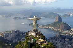 Rio de Janeiro, Brazil...this one will actually happen in a couple years.