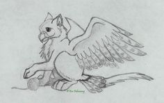 baby gryphon - Bing Images