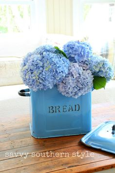 Savvy Southern Style: Oh So French Blue