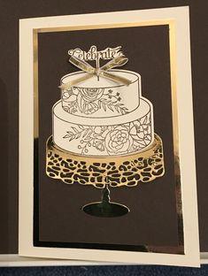 Stampin ' Up Cake Soirée
