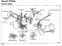 poulan s25da gas saw parts diagram for carburetor wt 83 breakdown rh pinterest co uk Subaru EA82 Engine Specs Horsepower What Year Is Subaru EA82