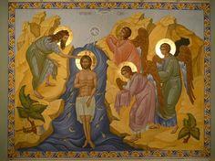 Holy Baptism / Epiphany