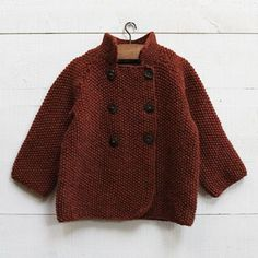 Diy Crafts - Hambro & Miller - Traditionally styled, hand knitted clothing and accessories. Toddler Fashion, Toddler Outfits, Boy Outfits, Fashion Moda, Boy Fashion, Knitting For Kids, Baby Knitting, Kids Wear, Baby Dress