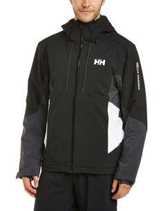 helly hansen mens ski winter jacket