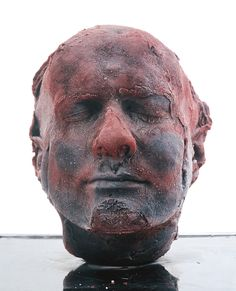 Self - Self Portraits made out of blood