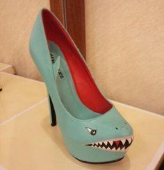 shark heels