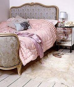 um hello...this bed?! #home #decor