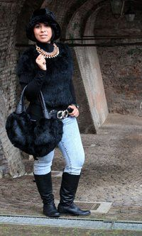 furry style & accessorize