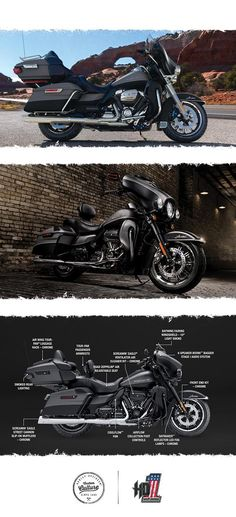 If you're the kind who wants it all, this one gives it to you.   2017 Harley-Davidson Ultra Limited