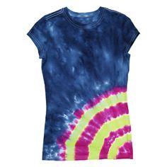 Vibrant Bullseye Technique T-shirt 2