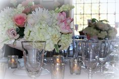 Romantic Shower Wedding & Event Planning/ The Perfect Table Cape Cod