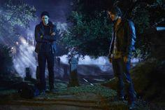 Netflix Eli Roth Hemlock Grove - Photo. Netflix Hemlock Grove stars Bill Skarsgard,…