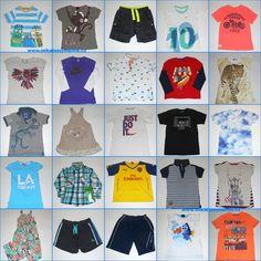 Bylo doplněno děské oblečení o trika,šaty,sukně,kraťasy,overyly,legíny. Just Do It