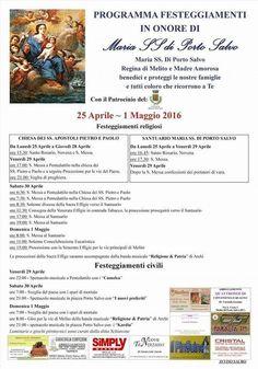 Festa di Maria SS. di Porto Salvo