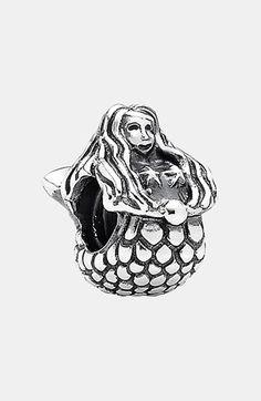 Pandora Charm - Mermaid