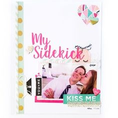 Im so excited to be a featured guest for the #HashtagThisWeek prompt! This week we're focusing on our sidekicks! Head over to my blog to see my layout and head over to @turquoiseavenue to see more prompt details.