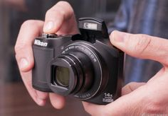 Nikon Coolpix L610 review: Better-than-basic 14x zoom compact
