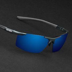 48cae862cb Aluminum Magnesium Alloy Sunglasses UV Protection Polarized Driving Outdoor Eyeglasses  Uv400 Sunglasses