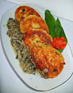 Kulinaria Uli: Kotlety ziemniaczane
