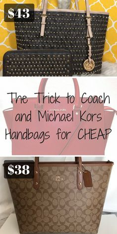 Buy and Sell Fall Handbags and Purses at Poshmark! Find new Michael Kors, Coach, and more! Shipping is also fast and easy for sellers and buyers!