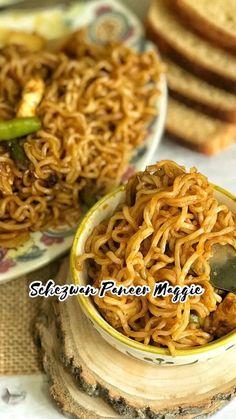 Tasty Vegetarian Recipes, Spicy Recipes, Cooking Recipes, Pakora Recipes, Chaat Recipe, Maggi Recipes, Tastemade Recipes, Indian Dessert Recipes, Street Food