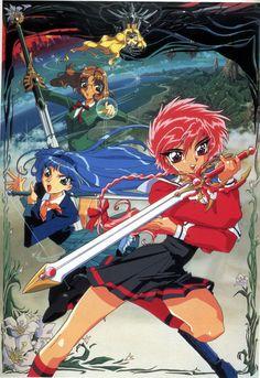 Old Anime, Anime Art, Magic Knight Rayearth, Pokemon, Sailor Moon Usagi, Card Captor, Anime Dolls, Anime Figures, Magical Girl