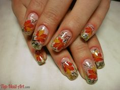 Nails for the fall