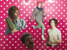 MICHEAL CERA STICKERS by shopdazy on Etsy