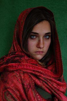 Pakistan - Portraits by Steve McCurry