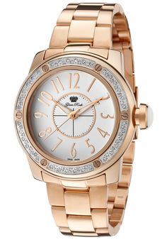 Glam Rock Be the center of attention with beautiful watches by Glamin. Rock Watch, Amai, Beautiful Watches, Glam Rock, Gold, Accessories, Yellow, Jewelry Accessories