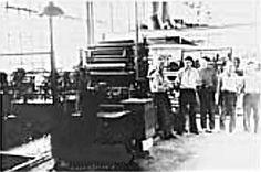 Marx Toys Erie Factory (1900s)