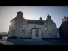 The Ghosts of Skaill-- Built on an ancient Pictish burial ground, Skaill House is said to be a hotbed for supernatural activity and several ghosts have been seen or heard in the house. #Scotland