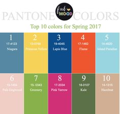 Pantone Spring 2017 | fabmood.com #weddingtheme #weddingcolours #pantone #pantone2017 #wedding #weddinginspiration