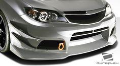 Subaru Impreza STI Impreza WRX Duraflex VR-S Canards (must use with VR-S Front Bumper) - 4 Piece Note: must use with vr-s front bumper 2008 Wrx, 2011 Subaru Wrx, Subaru Impreza Sti, Wrx Sti, The Body Shop, Vr, Convertible, All In One, Stylish