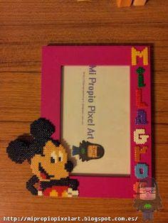 Marco de fotos Mickey Mouse