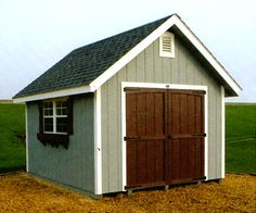 Garden Shed Doors : Lease To Individual Storage Sheds – Call For ...