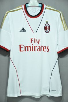 AC Milan Away Jersey Shirt Replica 2014 Italy Series A Euro Champion League – Nice Day Sports