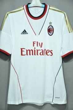 AC Milan Away Jersey Shirt Replica 2014 Italy Series A Euro Champion League – Nice Day Sports