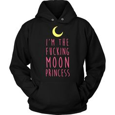 A must-have Sailor Moon hoodie for Sailor Moon Fans!