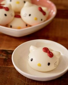 Steamed Cake, Steamed Buns, Cute Food, Good Food, Baby Food Recipes, Cooking Recipes, Bread Shaping, Cute Buns, Kawaii Dessert
