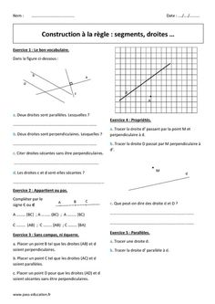 French Education, Math Worksheets, Fractions, Cursive, Learning, Recherche Google, Construction, Learn Math, Building