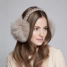 Janine earmuffs - Covet Chic