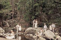 Heidi and Richard's Cedar Creek Falls Wedding