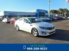 2014 Kia Optima LX Call for Price  miles 904-209-9531 Transmission: Automatic  #Kia #Optima #used #cars #NimnichtChevrolet #Jacksonville #FL #tapcars
