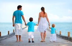 Steps to #plan #family #vacation